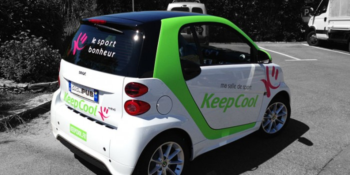 covering smart KEEP COOL